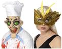Carnavalsmaskers