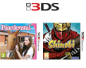 Nintendo 3DS (N3DS) games