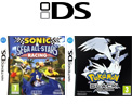 Nintendo DS (NDS) games