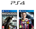 PlayStation 4 (PS4) games